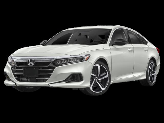 2021 Honda Accord Sedan 2.0 Sport 10AT 4-Door Sedan
