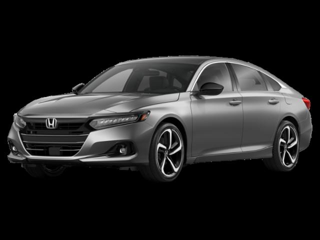 2021 Honda Accord Sedan Sport 4dr Car
