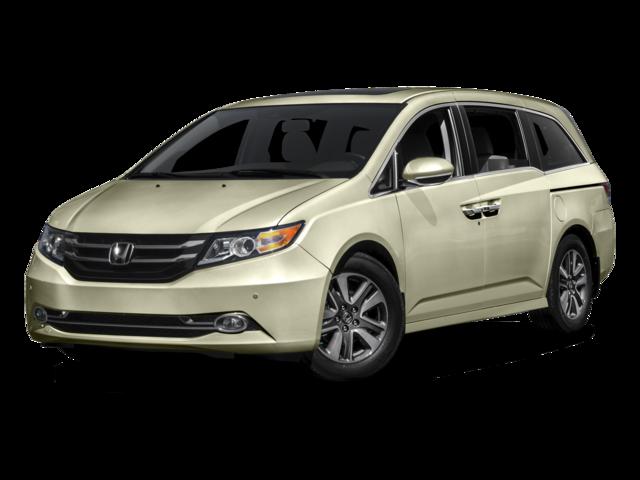 2016 Honda Odyssey Touring Elite (A6) Mini-van, Passenger