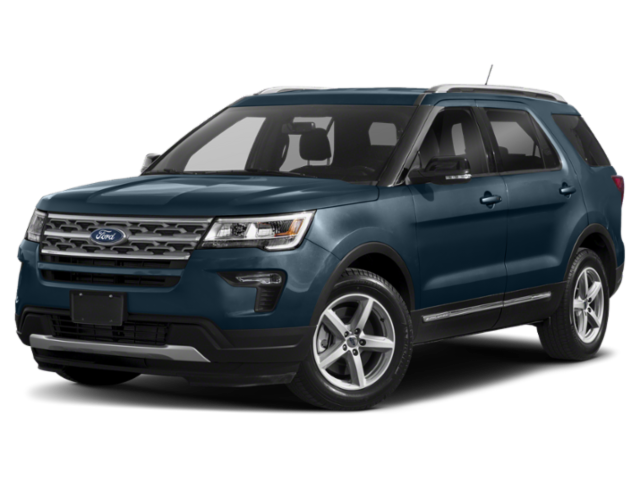 2019 Ford Explorer Base 4D Sport Utility