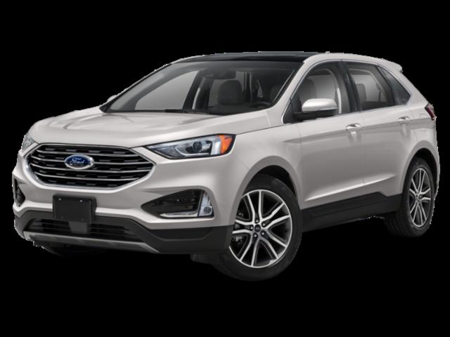 2019 Ford Edge Titanium 4D Sport Utility