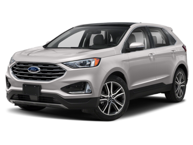 2019 Ford Edge Titanium*AWD*Bluetooth*Moonroof*Tow Pkg Sport Utility