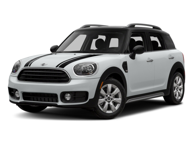 2017 MINI Cooper Countryman ALL4 Base 4D Sport Utility