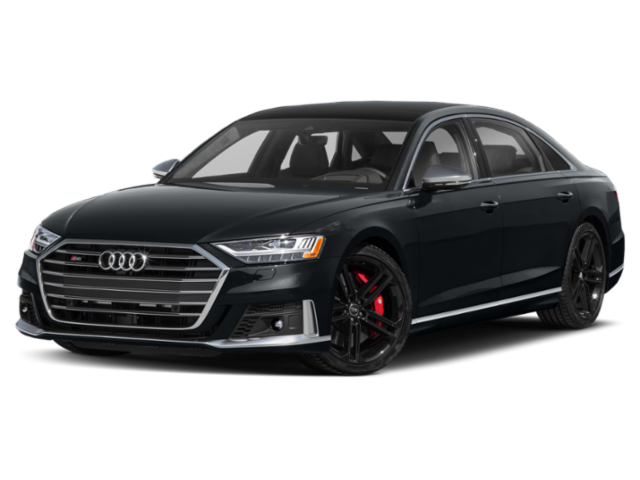 2020 Audi S8 4.0T 4D Sedan