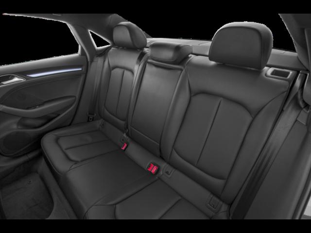 New 2020 Audi A3 Sedan S line Premium