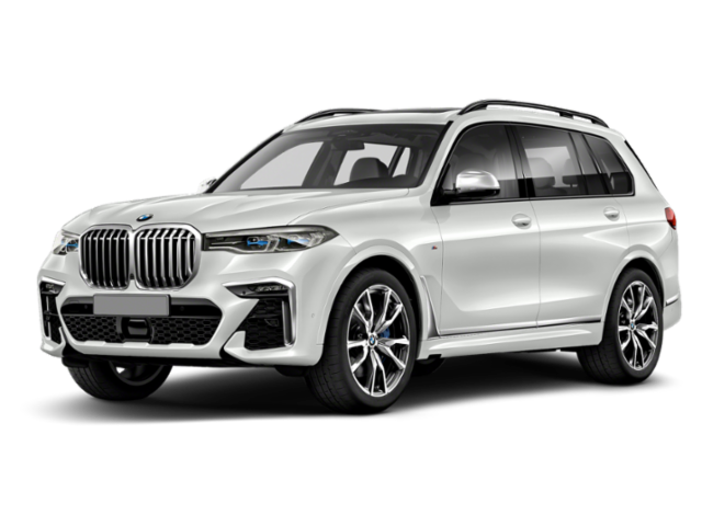 2020 BMW X7 M50i Sports Activity Vehicle