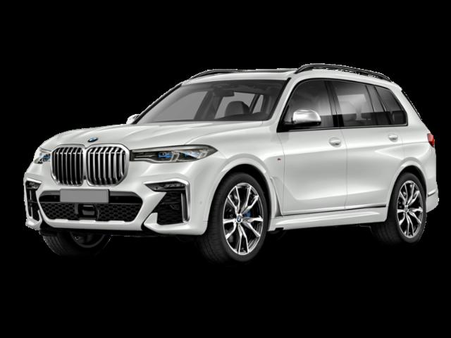 2020 BMW X7 M50i Sport Utility