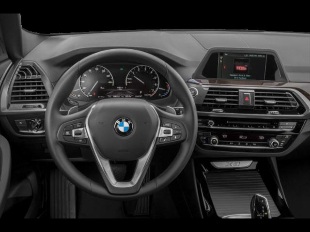 New 2020 BMW X3 sDrive30i