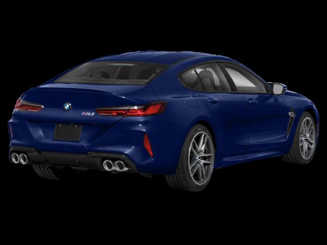 New 2021 BMW M8 Base