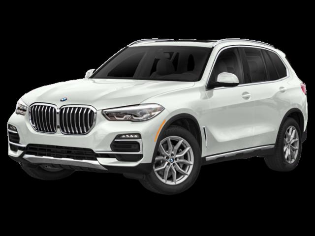 New 2021 BMW X5 xDrive40i SUV