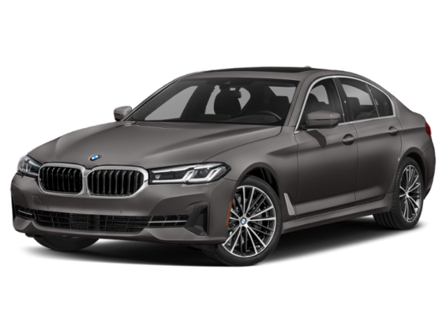 New 2021 BMW 5 Series 540i RWD 4dr Car