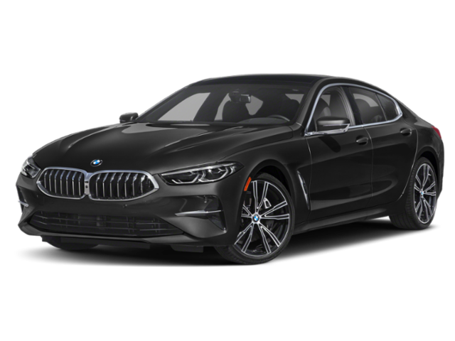 New 2021 BMW 8 Series 840i Gran Coupe