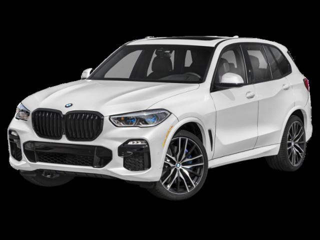 New 2021 BMW X5 M50i Sports Activity Vehicle