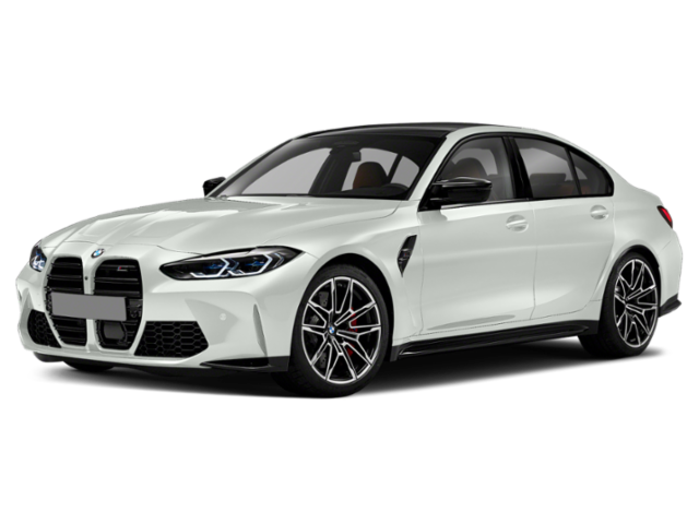 New 2021 BMW M3 Competition