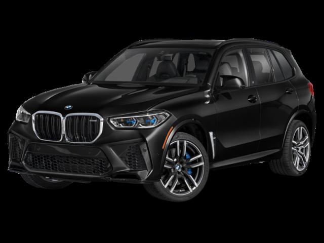 New 2021 BMW X5 M