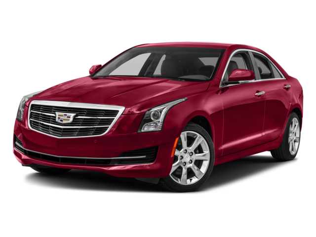 2017 Cadillac ATS AWD Luxury AWD 2.0T Luxury 4dr Sedan