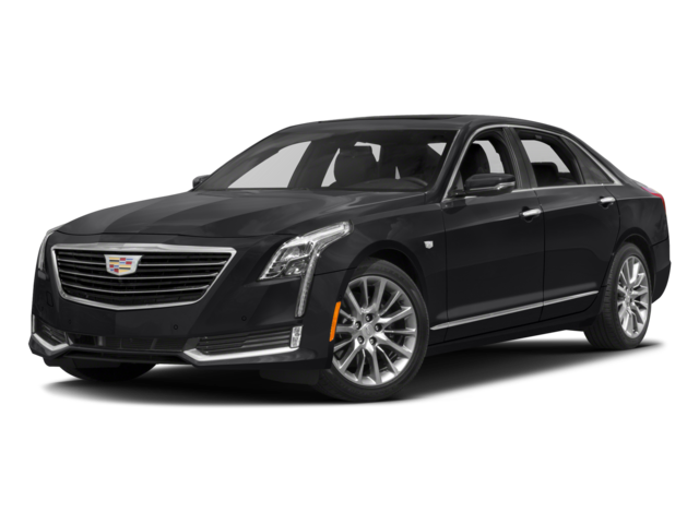 2017 Cadillac CT6 Sedan Premium Luxury AWD SEDAN