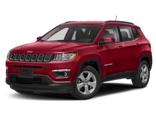 New 2018 JEEP Compass COMPASS SPORT