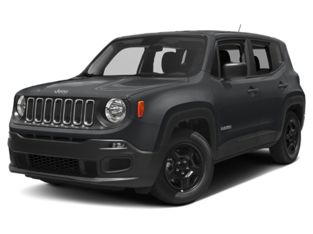 New 2018 Jeep Renegade 4DR 4WD