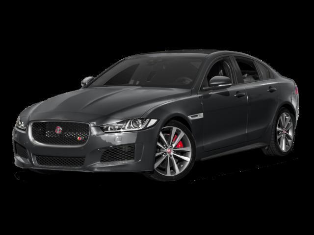 New 2018 Jaguar XE S