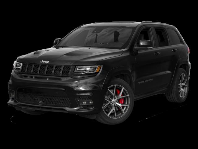 New 2018 JEEP Grand Cherokee Trackhawk