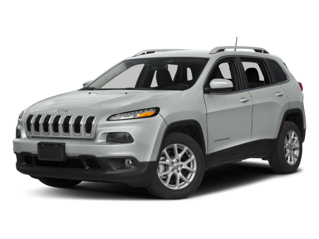 New 2018 Jeep Cherokee Latitude 4WD