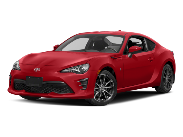 2017 Toyota 86 Base 2D Coupe