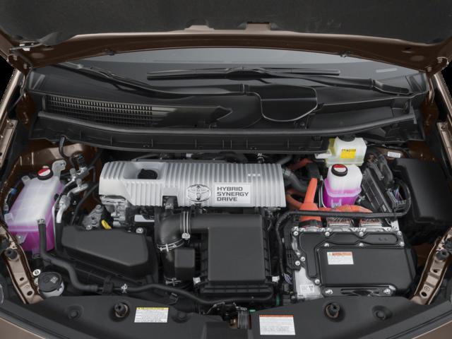 Pre-Owned 2017 Toyota Prius v Three