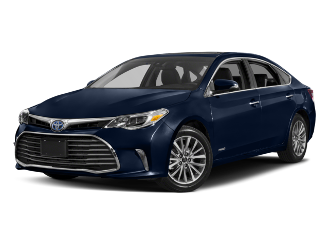 2017 Toyota Avalon Hybrid Limited (Natl) 4dr Car