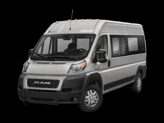 2019 RAM ProMaster High Roof Extended Cargo Van
