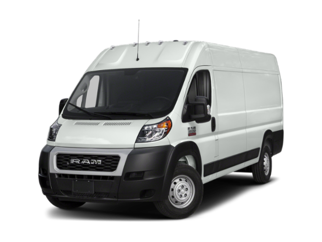 2019 RAM ProMaster 3500 High Roof 159 WB EXT Extended Cargo Van