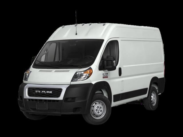 2019 RAM ProMaster High Roof Cargo Van