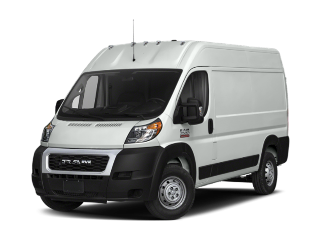 2019 RAM ProMaster High Roof Cargo Van