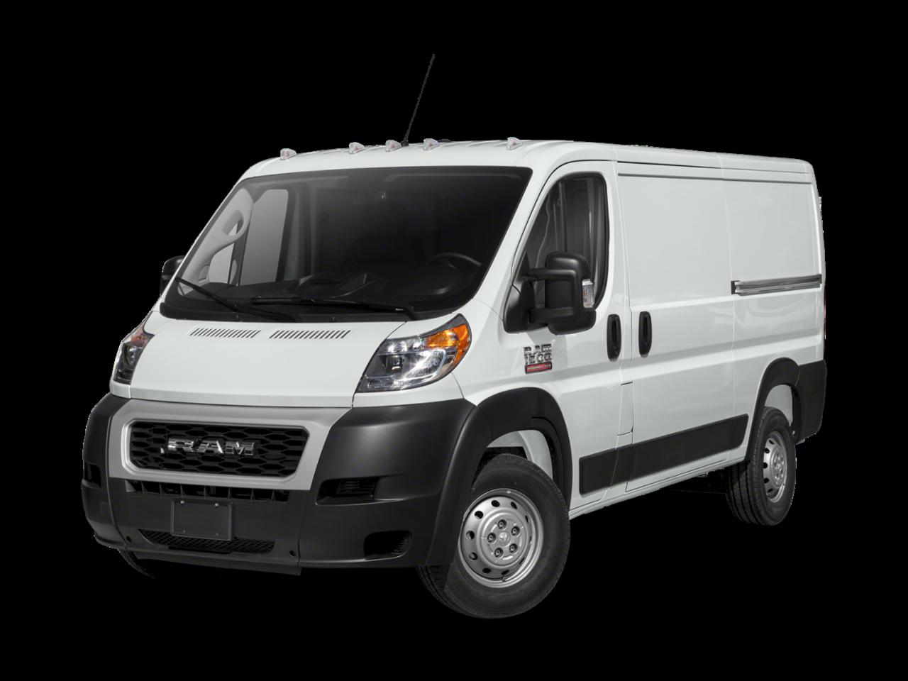 2019 RAM ProMaster Low Roof Cargo Van