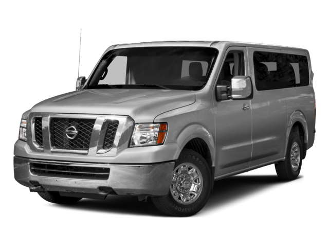 2017 Nissan NV Passenger NV3500 HD SV V8 Rear-Wheel Drive