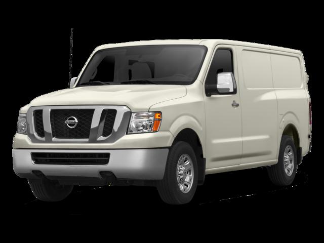 2017 Nissan NV2500 HD S 3D Cargo Van