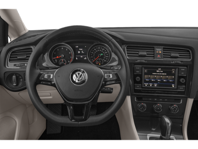 New 2021 Volkswagen Golf Comfortline