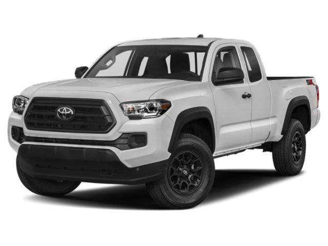 2021 Toyota Tacoma SR Double Cab 5' Bed I4 AT (Natl)