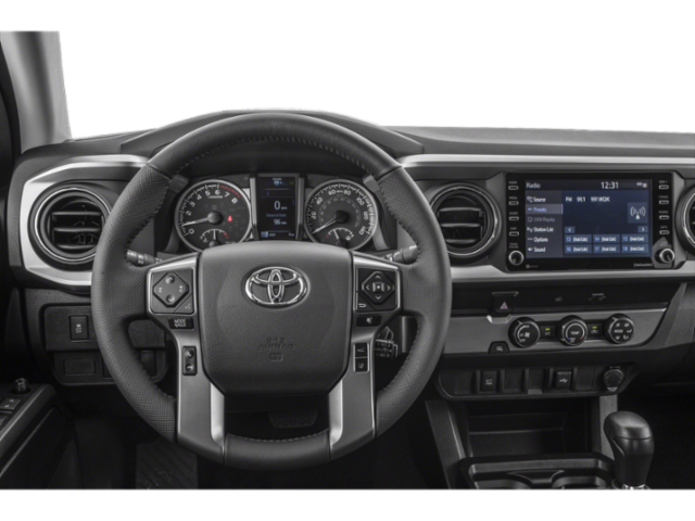 New 2021 Toyota Tacoma 4WD TRD Off Road