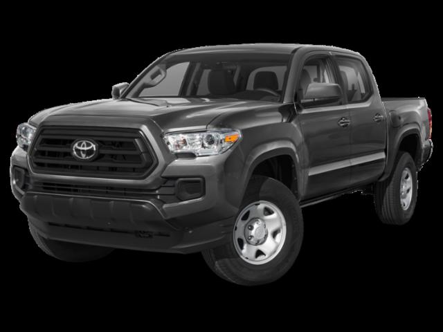 2021 Toyota Tacoma 4x4 Double Cab Manual SB Pickup Truck