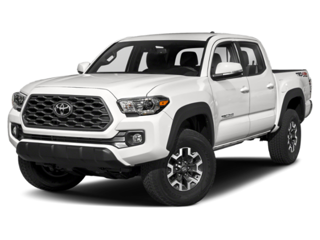 2021 Toyota Tacoma TRD Off Road Double Cab 5' Bed V6 AT (Natl)