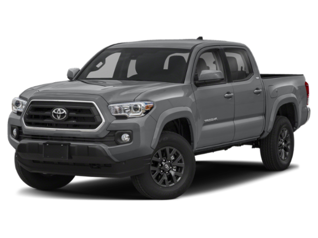 2021 Toyota Tacoma SR5 DOUBLE CAB 5' BED V6 AT (NATL)