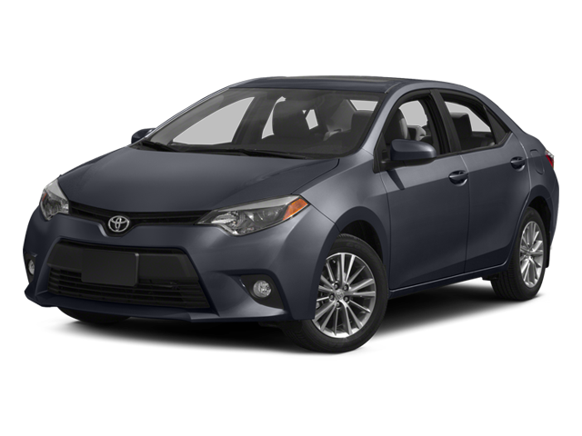 Pre-Owned 2014 Toyota Corolla 4dr Sdn CVT LE ECO
