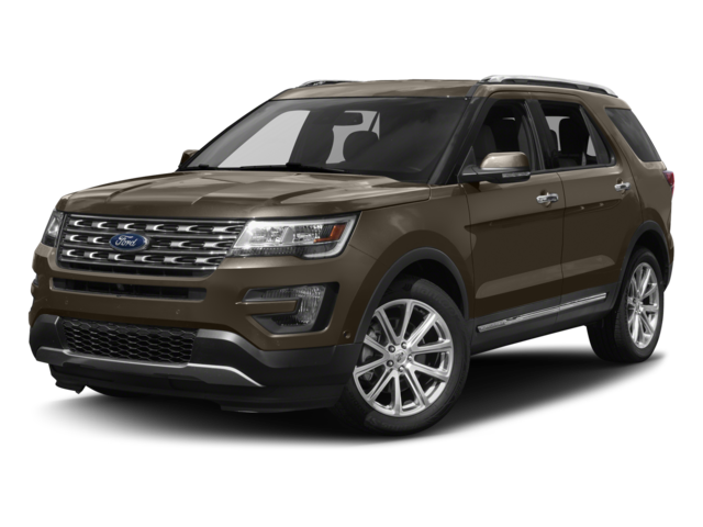 2017 Ford Explorer Limited 4D Sport Utility