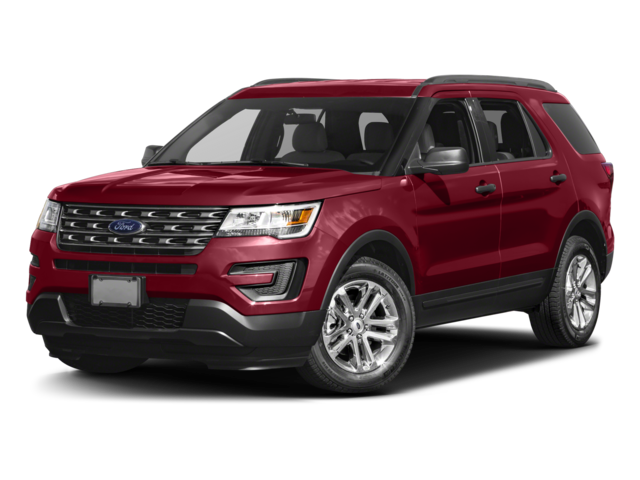 2017 Ford Explorer 4DR FWD BASE