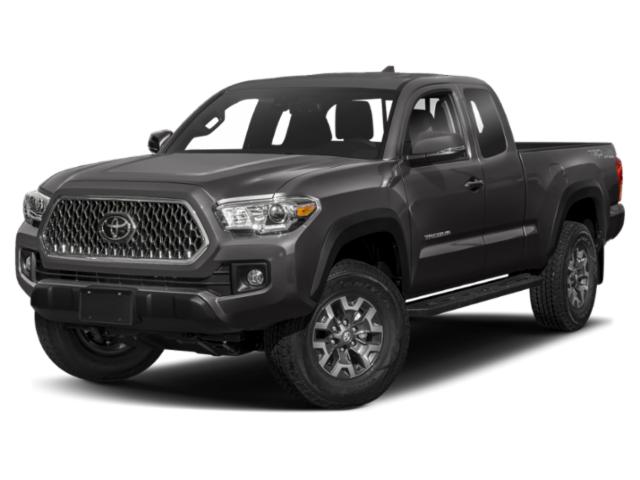 2019 Toyota Tacoma 4x4 Double Cab V6 Auto TRD Off Road Pickup Truck