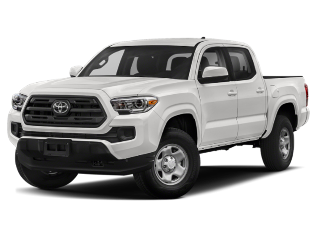 2019 Toyota Tacoma 2WD SR Double Cab 5' Bed I4 AT