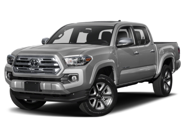 2019 Toyota Tacoma 2WD Limited Double Cab 5' Bed V6 AT (Natl)