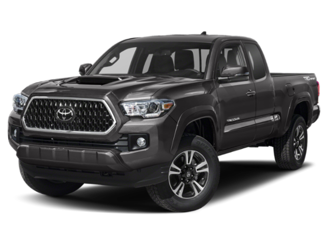 2019 Toyota Tacoma 4WD TRD Sport Access Cab 6' Bed V6 AT