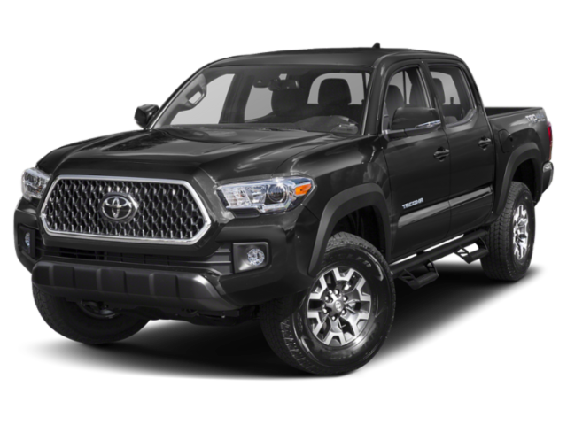 2019 Toyota Tacoma TRD Off Road Double Cab Long Bed 4WD